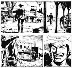 Tex Willer -kronikka 37. #egmont #sarjakuva #sarjis