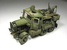 Scammell Explorer Accurate Armour 1/35 scale resin kit by Antelmi Models