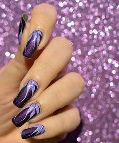 Sakura Nail Art #nail #nails #nailart
