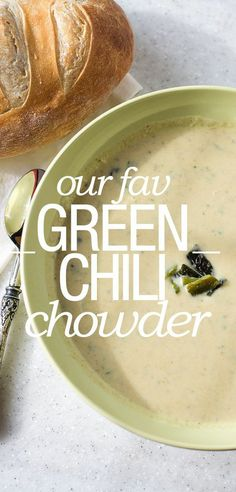 Here's a fabulous chowder recipe you will love!