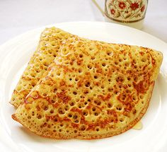 Chebabs - Emirati pancakes with cardamom and saffron. In the past ...