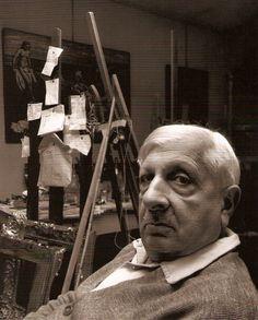 Giorgio de Chirico e a pintura metafísica convidam para um olhar mais demorado…