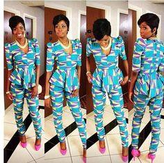 Styles Trendy Ankara Styles African Beautiful Women Dresses 2013 | Long Hairstyle Ideas 2014
