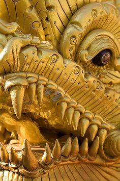 Dragon, Thailand by babasteve, via Flickr