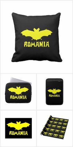 ROMANIA - Bat Theme