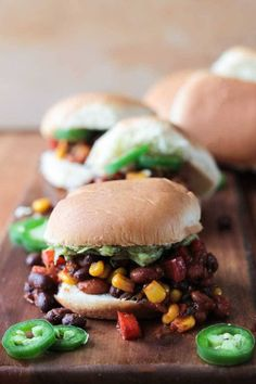 Jenn's Mexican Sloppy Joes look soooo amazing!  via @Veggie_Inspired