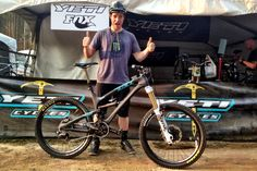 b3bdfd0f2 Jared Graves to Ride Yeti at 2013 DH World Champs - World Championships  Bikes and Gear 2013 - Mountain Biking Pictures - Vital MTB