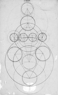 Alchemical Emblems, Occult Diagrams, and Memory Arts: The Inner Geometry of Alchemical Emblems / Sacred Geometry <3