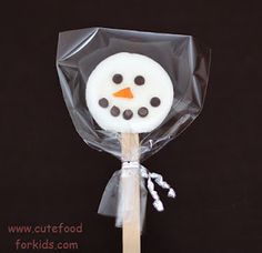 Cute Food For Kids?: marshmallows