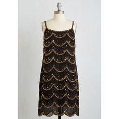 Twinkle, Twinkle, Little Starlet Dress ($160) ❤ liked on Polyvore