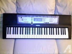 Yamaha Portable Keyboard Piano - $70 (Manayunk)