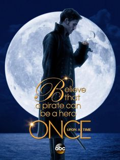 Believe That A Pirate Can Be A Hero - Season Three Promo #OnceUponATime #OUAT