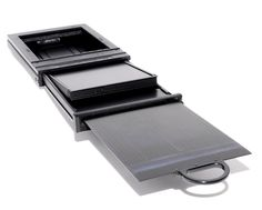 **Exc+++++** FUJI FILM Fujifilm QUICK CHANGER 45 SHEET FILM HOLDER From Japan,3 #Fujifilm