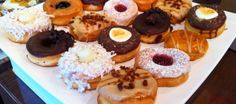 Four Dessert Places to Indulge a Sweet Tooth in Calgary #calgary #yyc #dessert #donuts #perogies #nomnomnom #delicious