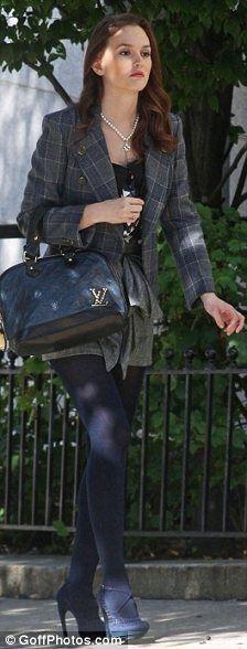 Gossip Girl Styles: Blair Waldorf