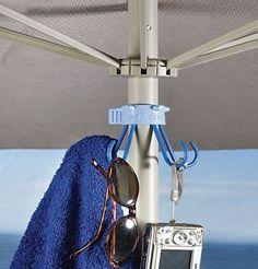Pole-R Bear is the original beach umbrella hook. It's the perfect beach accessories! Fishing Umbrella, Beach Umbrella, Beach Vacation Packing List, Beach Trip, Beach Travel, Vacation Ideas, Rainbow Pools, Beach Hacks, Beach Gear