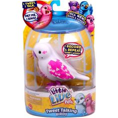 Little Live Pets S2 Bird Single Pack, Swift Heart