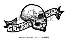 memento mori tattoos - Google Search