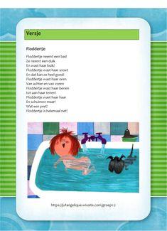 Versje: Floddertje