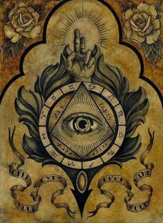 Join the Illuminati and tap into a network of world leaders for success, wealth & spiritual enlightenment. Find out how to become a member of the Illuminati. Magick, Witchcraft, Celtic Knot Tattoo, Esoteric Art, Occult Art, Celtic Symbols, Occult Symbols, Chakra Symbols, Mystique