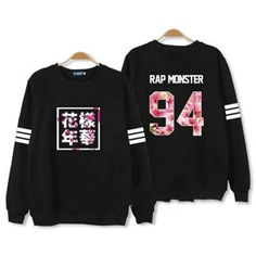 Kpop BTS Hoodies For Men Women Bangtan Boys Album Floral Letter Printed Fans Supportive O Neck Sweatshirt Plus Size Tracksuits Hoodie Sweatshirts, Boys Hoodies, Athleisure, Mochila Do Bts, Camisa Bts, Moda Kpop, Style Ulzzang, Bts Shirt, Fan Shirts