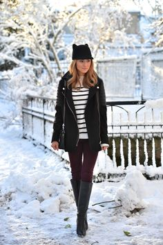 Make Life Easier - Boots and leggings are my favorite. Ever since Mariah Carey sported it on the American Music Awards 1991 or 92..