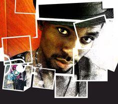 Morientez in early career Mega talent  Danny Ubido #singer #talent #Nigeria #soul #RnB