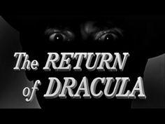 The Return of Dracula - 1958 - Francis Lederer (HD Remastered / Full Movie) - YouTube