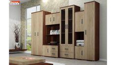 RODOS nappali szekrénysor Cambridge, Tall Cabinet Storage, Divider, Furniture, Home Decor, Decoration Home, Room Decor, Home Furnishings, Home Interior Design