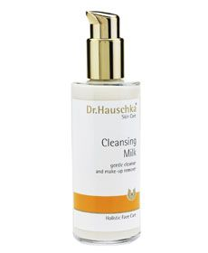 A wonderful part of my skin care regime. Cleansing Milk, 4.9 fl oz Face Care Dr.Hauschka Skin Care: Natural Skin Care with Organic Ingredients; Holistic Home Remedies