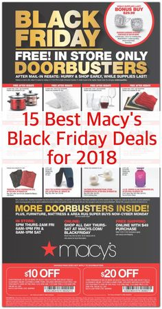 The 30 Best Black Friday Deals of 2018