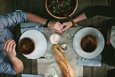 togetherness. meals. table. bread.