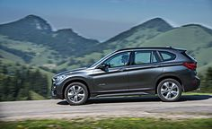 2016 BMW X1 - Photo Gallery of First Drive Review from Car and Driver - Car Images - Car and Driver