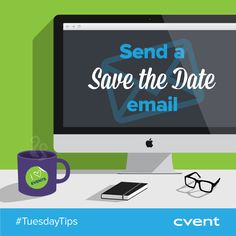 """On Tuesdays we're sharing #eventplanning tips on everything from marketing to relationship building to #event follow-up! Today's Tip >> Send a """"Save the Date"""" email. Forgetting this step will make hitting your registration goals challenging, especially if it's a competitive time of year! It may be obvious, but it's crucial. Ensure your email creates excitement and has key event details. If you found this tip helpful, share with your network! #TuesdayTips"""
