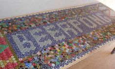 Yours  Meyn: Beer Bottle Caps; Things you never thought they'd do