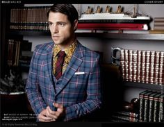 Sam Page Sam Page, Mad Men, Gossip Girl, Future Husband, Style Icons, Suit Jacket, Handsome, Style Inspiration, Mens Fashion