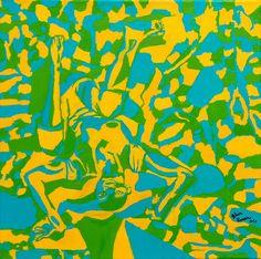 blairlamar | Abstract Figuration