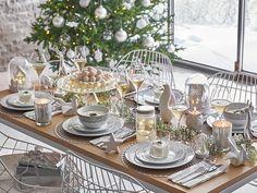 De Compras: 11 Mesas de Navidad 2017 - Nordic Treats
