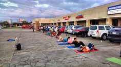 Fit Camp tonight at Space City Nutrition  #SpaceCityNutrition #FitCamp #LeagueCityTexas