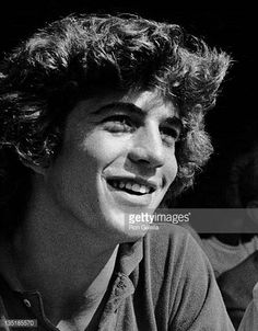 John F Kennedy Jr attends Seventh Annual Robert F Kennedy ProCelebrity Tennis Tournament on August 26 1978 at Flushing Meadows Park in New York City
