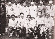 Seleção Brasileira, Copa do Mundo de 1930.