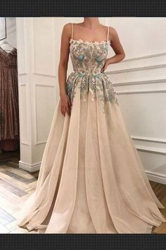 Prom Dresses With Appliques, Prom Dresses A-Line, Long Prom Dresses, Prom Dresses Long #Prom #Dresses #Long #ALine #With #Appliques #PromDressesLong #LongPromDresses #PromDressesALine #PromDressesWithAppliques