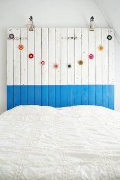 original wood & wool garland pattern by woodwoolstool on Etsy,