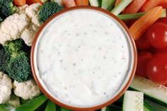 No-Mayonnaise Ranch Dressing Allrecipes.com - reviews recommend ...