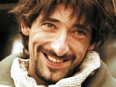 Adrien Brody...there is something incredibly sexy about him