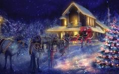 Holiday - Christmas Wallpapers and Backgrounds