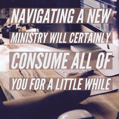 Navigating a new ministry will certainly consume all of you for a little while. ⠀ __⠀ If you are hired as a part-time employee, be prepared to work full-time for a few months. The best way to understand your job is by diving in.⠀ __⠀ To read the full post, and for more kingdom building, church growing, people leading tips, check out our website!⠀ __⠀ #everythingchurch #leadership #pastors #church #ministry #podcast #itunes #churchleadership #churchstaff #leadpastors #studentpastors #nextgen…