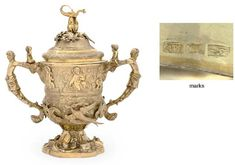 Buy online, view images and see past prices for A JAMAICAN SILVER-GILT CUP AND COVER. Invaluable is the world's largest marketplace for art, antiques, and collectibles. Duke Of York, Makers Mark, Workshop, Auction, It Cast, Antiques, Wood, Cover