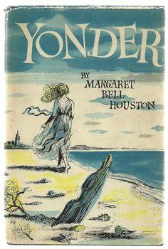 Yonder - Vintage Romantic Novel Fiction Book $6.00