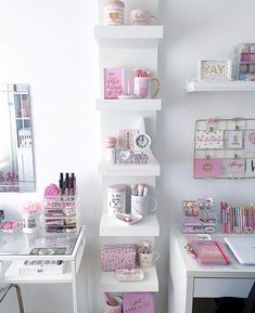 It's Friday. I'm alive. I'm breathing. I'm living. I'm blessed. Life is good. Cute Bedroom Decor, Bedroom Decor For Teen Girls, Room Design Bedroom, Girl Bedroom Designs, Room Ideas Bedroom, Home Room Design, Beauty Room Decor, Study Room Decor, Cute Room Ideas